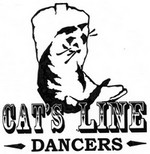 Cats Line Dancer